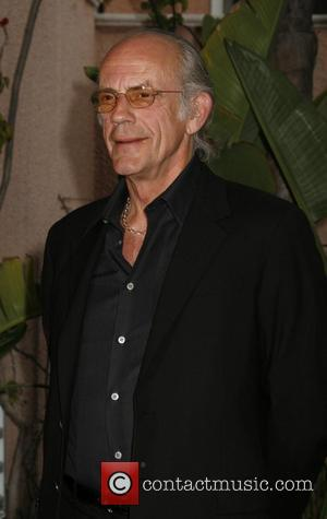 Christopher Lloyd A Tribute To The Life and Work of Roy Scheider held at The Beverly Hills Hotel. Beverly Hills,...