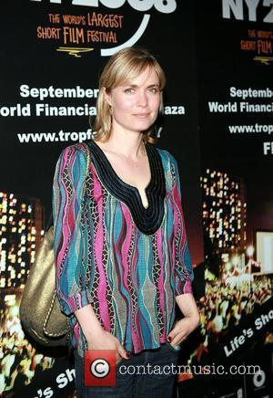 Radha Mitchell at the 2008 Tropfest NY at the World Financial Center Plaza New York City, USA - 26.09.08