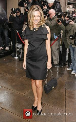 Adele Silva Television and Radio Industries Club (TRIC) Awards at the Grosvenor House Hotel - Arrivals  London, England -...