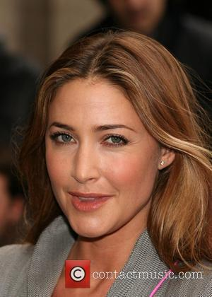 Lisa Snowdon and Grosvenor House
