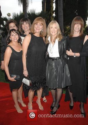 Laura Ziskin, Noreen Fraser, Sherry Lansing, Lisa Paulsen Sue Schwartz, Ellen Ziffren and Pam Williams