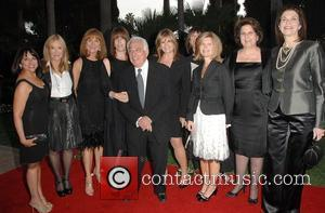 Laura Ziskin, Noreen Fraser, Sherry Lansing, Lisa Paulsen, Rusty Roberston, Sue Schwartz, Ellen Ziffren and Pam Williams
