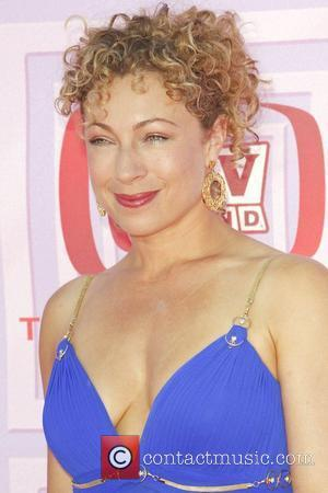 Alex Kingston 2009 TV Land Awards held at the Gibson Amphitheater - Arrivals Los Angeles, California - 19.04.09