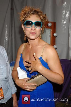 Alex Kingston 2009 TV Land Awards held at the Gibson Amphitheater - Backstage Universal City, California - 19.04.09