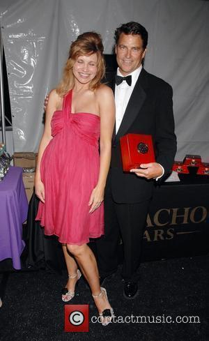 Ted McGinley and guest 2009 TV Land Awards held at the Gibson Amphitheater - Backstage Universal City, California - 19.04.09