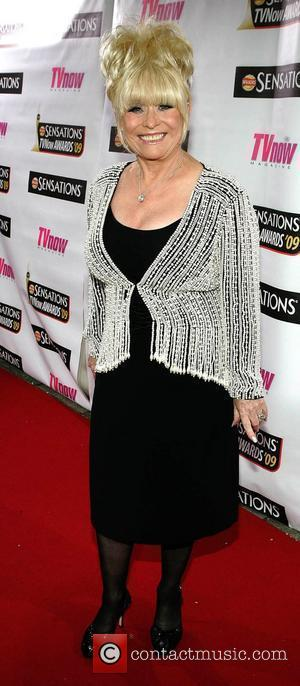 Barbara Windsor The Sensations TV Now Awards 2009 held at The Mansion House - Arrivals Dublin, Ireland - 18.04.09