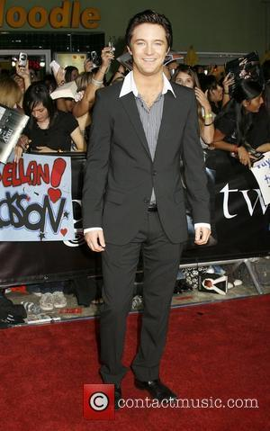 Michael Welch Los Angeles Premiere of the film 'Twilight' held at Mann Village Theater California, USA- 17.11.08