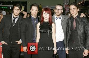 Paramore Los Angeles Premiere of the film 'Twilight' held at Mann Village Theater  California, USA- 17.11.08