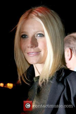 Gwyneth Paltrow Cinema Society and Salvatore Ferragamo screening of 'Two Lovers' at the Landmark Sunshine - Outside Arrivals New York...