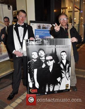 U2 'Hurt' By Tax Claims