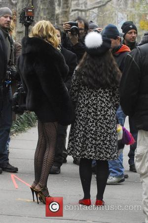 Becki Newton and America Ferrera