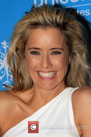 Tea Leoni 2008 UNICEF Snowflake Ball New York City, USA - 03.12.08