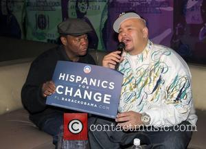 Fat Joe Obama United For Change celebration held at at Cameo Miami, Florida - 28.10.08