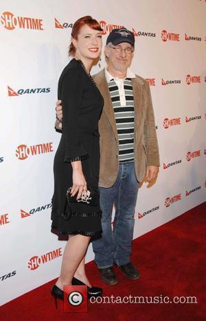 Steven Spielberg and Diablo Cody