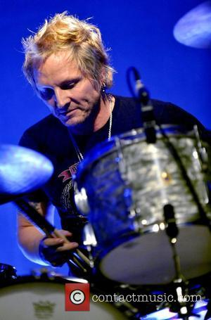 Matt Sorum performs at the Unity Festival Harmonic Fusion with Derek Miller and Friends in support of the Canadian Aboriginal...