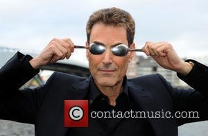 Uri Geller attends a photocall to promote his new television series for Dutch station SBS6, 'The New Uri Geller'...