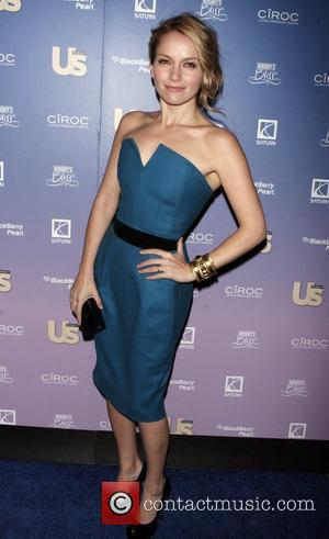 Becki Newton US weekly Hot Hollywood issue - arrivals at Skylight New York City, USA - 21.10.08