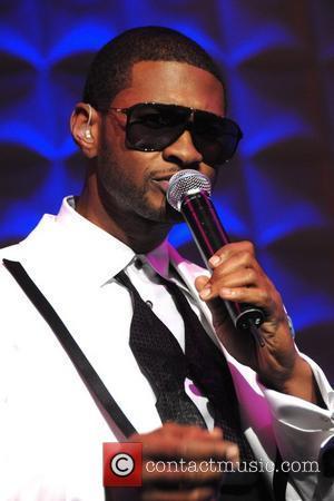 Usher Is 'Speechless' Over President Obama