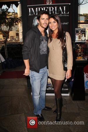 Nadia Bjorlin and Boyfriend Brandon Beemer