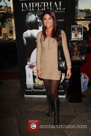 Nadia Bjorlin The 2009 Valentine/Oscar Celebrity Romance Suite at Cafe La Boheme in West Hollywood Los Angeles, California - 10.02.09