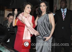Carice Van Houten and Halina Reijn The Netherlands premiere of 'Valkyrie' - arrivals Amsterdam, Holland - 22.01.09