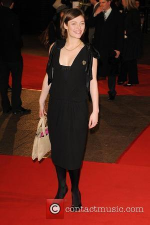 Camilla Rutherford at the UK film premiere of 'Valkyrie' held at Odeon Leicester Square London, England - 21.01.09
