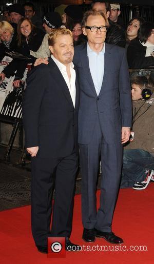 Eddie Izzard and Bill Nighy