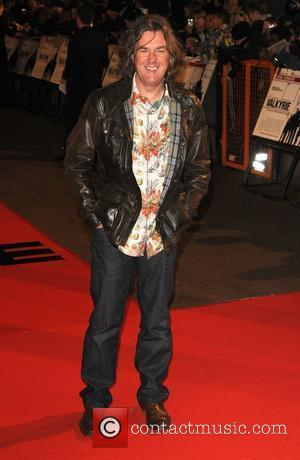 James May at the UK film premiere of 'Valkyrie' held at Odeon Leicester Square London, England - 21.01.09