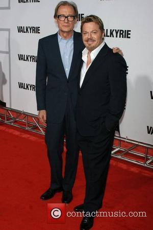 Bill Nighy and Eddie Izzard