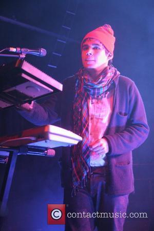 Vampire Weekend perform at the Kentish Town Forum London, England - 24.10.08