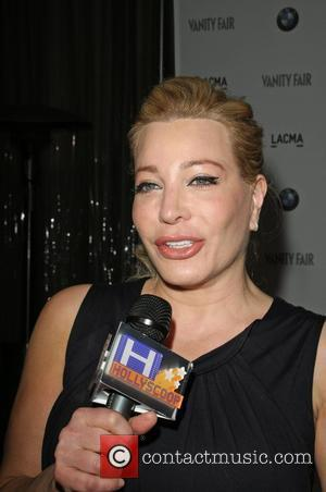 Taylor Dayne Vanity Fair Hosts BMW Art Car Installation Launch Party Los Angeles County Museum of Art (LACMA) - Arrivals...