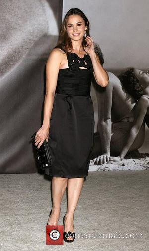 Mia Maestro Private view of 'Vanity Fair Portraits: Photographs 1913 - 2008' at LACMA - Arrivals Los Angeles, California -...