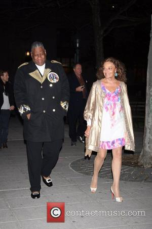 Andre Leon Talley and Vanity Fair