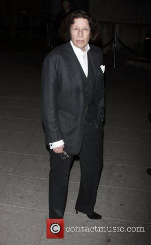 Fran Lebowitz Vanity Fair party for the 2009 Tribeca Film Festival at the State Supreme Courthouse - Arrivals New York...