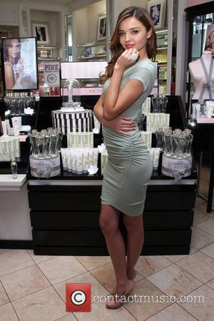 Miranda Kerr and Victoria's Secret