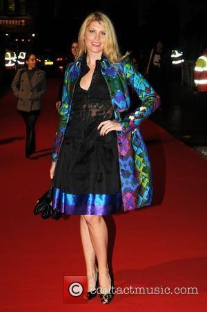 Meredith Ostrom UK Premiere of 'W.' held at the Odeon Leicester Square - Arrivals London, England - 23.10.08