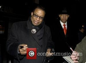 Herbie Hancock Celebrities in the capital ahead of the inauguration of the President of the United States of America Washington...