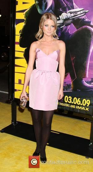 Anita Briem Los Angeles premiere of 'Watchmen' held at Grauman's Chinese Theater - Arrivals Los Angeles, California - 02.03.09