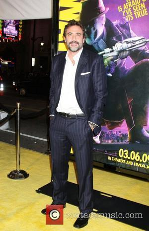 Jeffrey Dean Morgan Los Angeles premiere of 'Watchmen' held at Grauman's Chinese Theater - Arrivals Los Angeles, California - 02.03.09