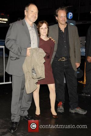 Larry Fessenden, Kelly Reichardt and Will Patton