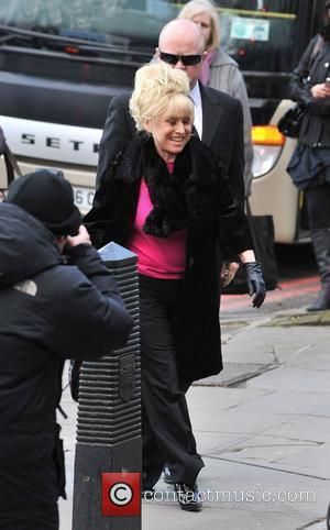 Barbara Windsor and Wendy Richard