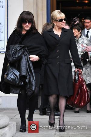 Natalie Cassidy, Cassidy and Wendy Richard