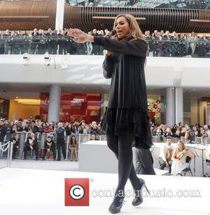 Leona Lewis, Westfield Shopping Centre