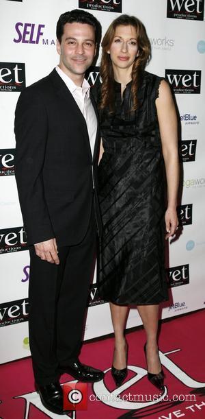 David Alan Basche, Alysia Reiner LOVE Benefit to Support WET's 10th Season Angel Orensanz Foundation New York City, USA -...