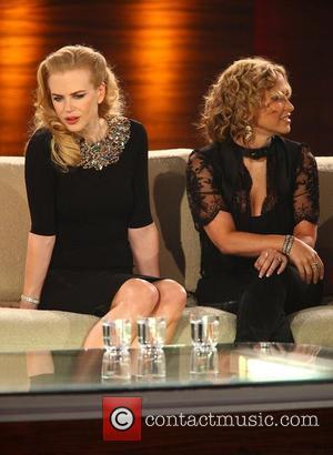 Nicole Kidman and Anastacia