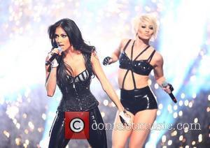 Pussycat Dolls on German TV show 'Wetten Dass' Stuttgart, Germany - 13.12.08