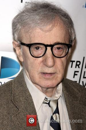 Woody Allen The premiere of 'Whatever Works' during the 2009 Tribeca Film Festival held at Ziegfeld. New York City, USA...