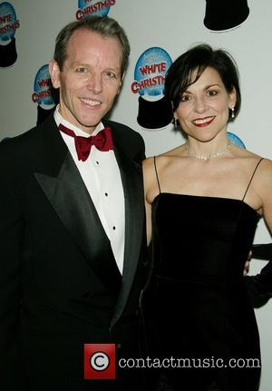 Stephen Bogardus and His Wife Dana Moore