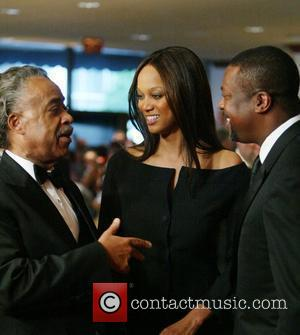 Al Sharpton, Tyra Banks, Chris Tucker Capitol File host the White House Correspondents Dinner - Arrivals held at the Washington...