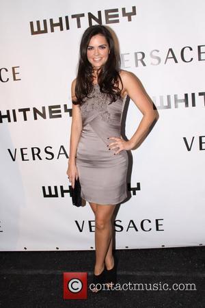 Katie Lee Joel and Versace